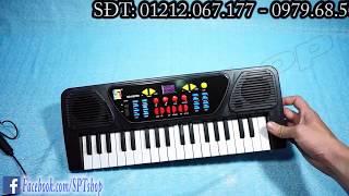 Đàn piano đàn organ đồ chơi dùng tập đàn tại nhà | SPT Shop