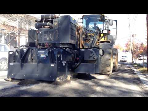 RoadHog RH48140 Opening 60 Stormwater Improvement