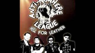 Anti-Nowhere League - Fuck Around The Clock
