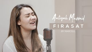 Aaliyah Massaid   Firasat (Cover) By Marcell