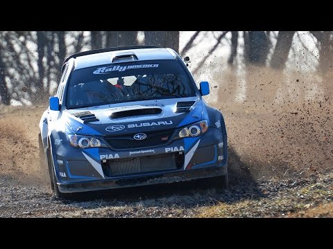 Subaru Rally Team USA talks 2015 WRX STI