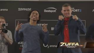 UFC Прага: Стердауны