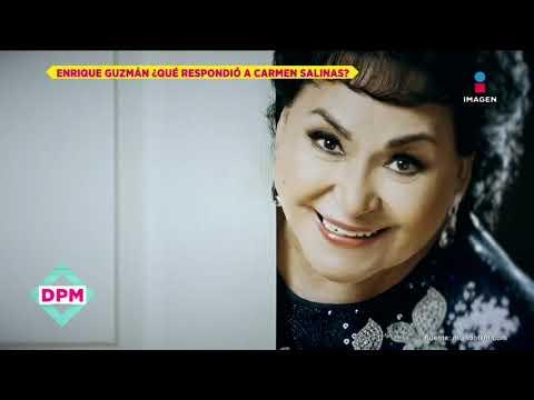 Enrique Guzmán piensa que Carmen Salinas a veces es imprudente | De Primera Mano