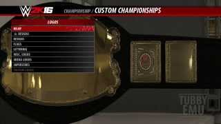 wwe-2k16-create-a-championship-gameplay-video