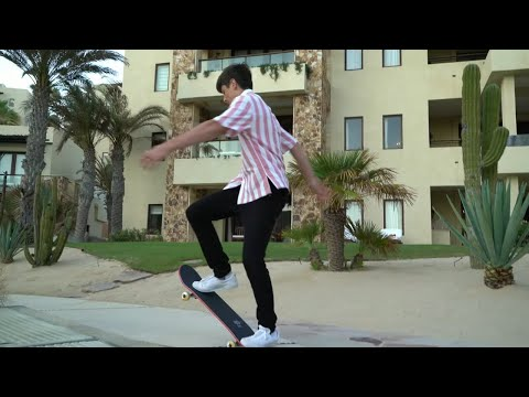 Asher Angel - Cabo with Annie Le'Blanc