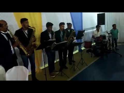 APRESENTAÇÃO DA ORQUESTRA DA ACRPN NA JORNADA PEDAGÓGICA EM ABARÉ BAHIA 05/02/2018