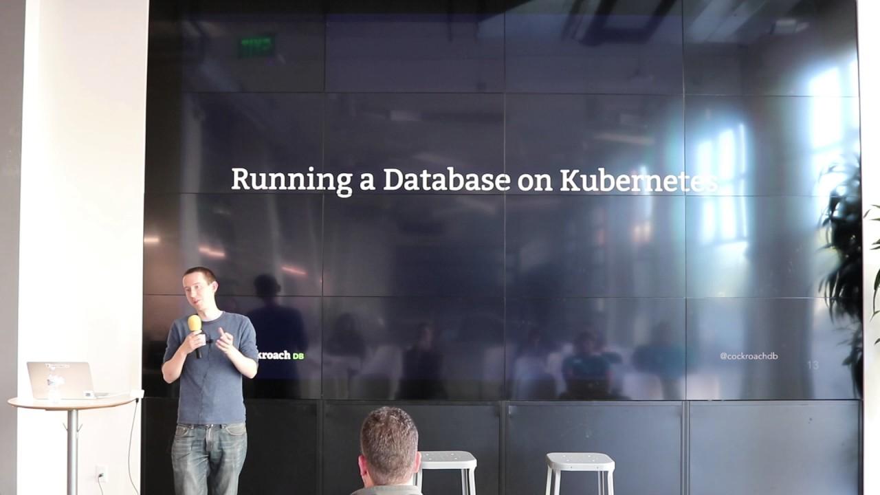 [tutorial] Run CockroachDB on Kubernetes