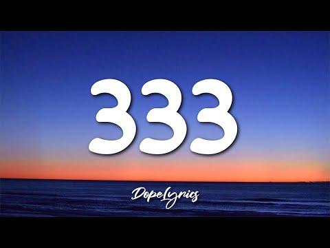 J.Dapper - 333. (Lyrics) 🎵