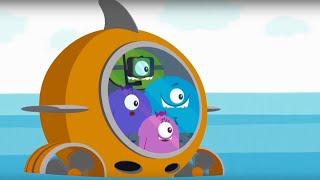 Твой друг Бобби - Подводный мир - мультфильмы детям - серия 19