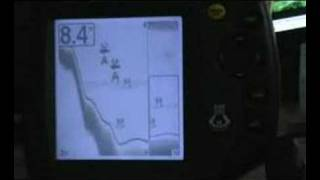 Humminbird fishfinder 525 эхолот