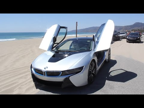 2015 BMW i8 - Test Drive And Review