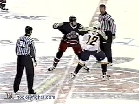 Reid Simpson vs Jody Shelley