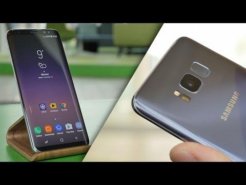 Samsung Galaxy S8 im Test bei CHIP: Das Handy des Jahres