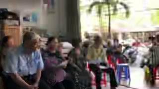 Hiệp thông cầu nguyện cho dân oan Vườn Rau Lộc Hưng