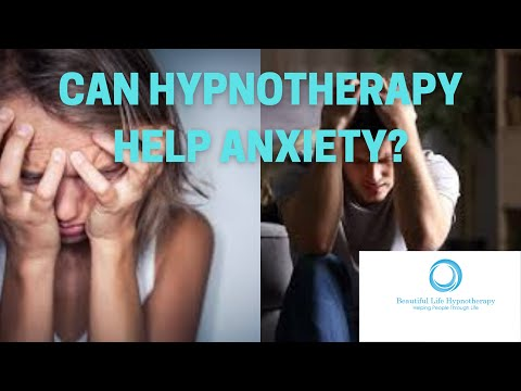 Can Hypnotherapy Help Anxiety?