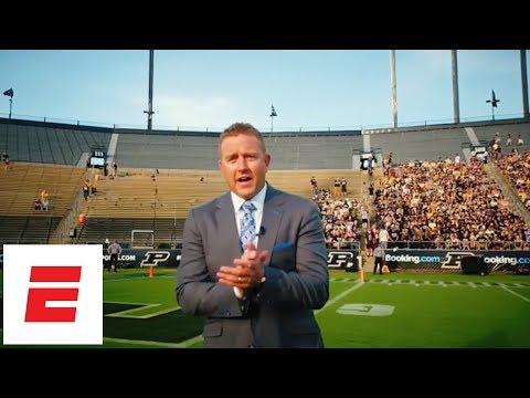 Kirk Herbstreit's College Football Week 1 Behind the Scenes: Alabama, Notre Dame and more | ESPN