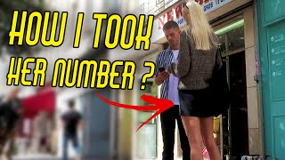 How to Approach a girl in the street (and take her number)