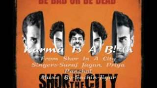 Shor in the city-Karma Is AB!+(h (CLEAN)and lyrics - YouTube