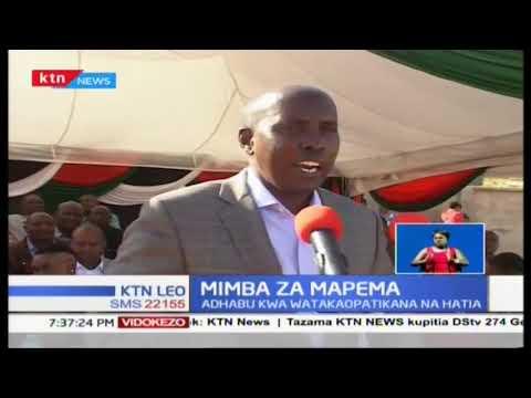 Wanaume wanaopachika wanafunzi mimba wakatwe shingo - Joseph Ole Lenku