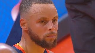 Stephen Curry Heartbroken After Getting Eliminated By Grizzlies In Play-In! Warriors vs Grizzlies