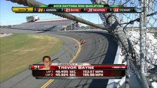 2013 NSCS Daytona 500 Qualifying   9  14