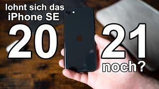 Sollte man das iPhone SE (2020) im Jahr 2021 noch kaufen? iPhone SE langzeit REVIEW