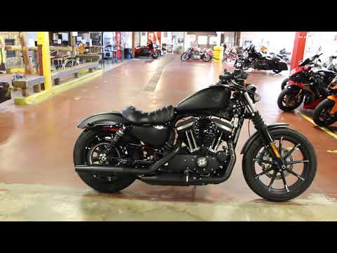 2020 Harley-Davidson Iron 883™ in New London, Connecticut - Video 1