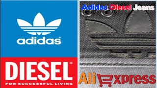 UNBOXING: Adidas Diesel Jeans review