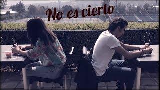 No es cierto - Danna Paola ft. Noel Schajris