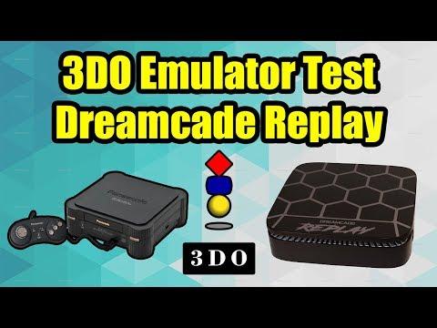 Panasonic 3DO Emulation in 4K 60fps   Gex - игровое видео