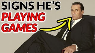 5 Signs a Guy Is Playing Mind Games (How to STOP him from playing games!)