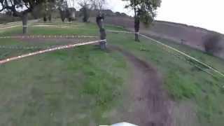 preview picture of video 'Recorrido I Challenge Ciclocross Boadilla del Monte'