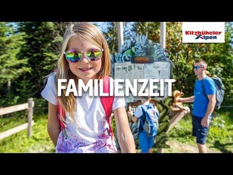 Familienurlaub Sommer Pillerseetal