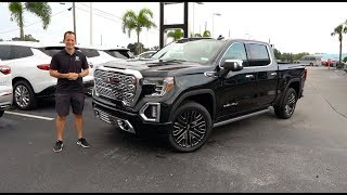 Is The 2019 GMC Sierra Denali CARBON PRO The Truck Of The FUTURE?