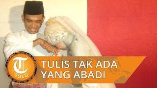 Resmi Bercerai, Mellya Juniarti Unggah Foto Lawas dengan Ustaz Abdul Somad,