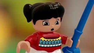 LEGO DUPLO - Une rencontre aquatique - Mini film