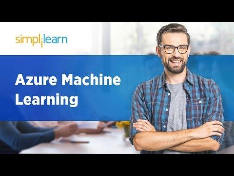 Azure Machine Learning Tutorial For Beginners - YouTube