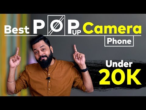 TOP 5 BEST POPUP CAMERA MOBILE PHONES UNDER ₹20000 BUDGET ⚡⚡⚡ January 2020