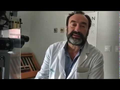 Procedimiento de diagnóstico, seguimiento y tratamiento de la patología Macular en el periodo de pandemia por COVID19