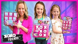 XOXO FRIENDS - Our BIG Toy Reveal !!!