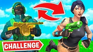 Swapping Loot after EVERY Elimination! (Fortnite Challenge)