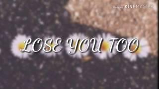 Lose You Too   Shy Martin [LyricsLyric Video]