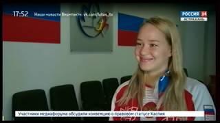 Интервью с семикратной чемпионкой сурдлимпийских игр Викторией Терентьевой