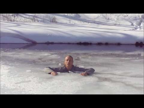How to Save Yourself if You Fall Through Ice