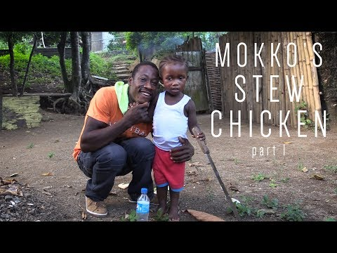 Mokko's Stew Chicken part 1