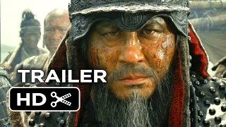 The Admiral Roaring Currents Official US Release Trailer 2014  Choi Minsik War Drama HD