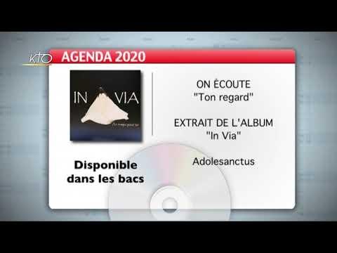 Agenda du vendredi 6 mars 2020