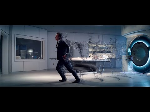 Terminator 5 : Pelea en el Hospital Pops Vs John Connor T-3000 1080p HD