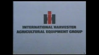 International Harvester Promotional Video More Strength To Your Farm
