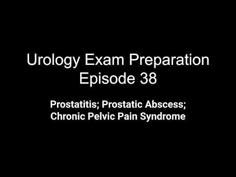 Chaga kezelés prosztatitis